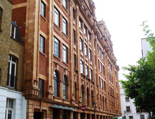 Former Harrods Depository Building, Trevor Square