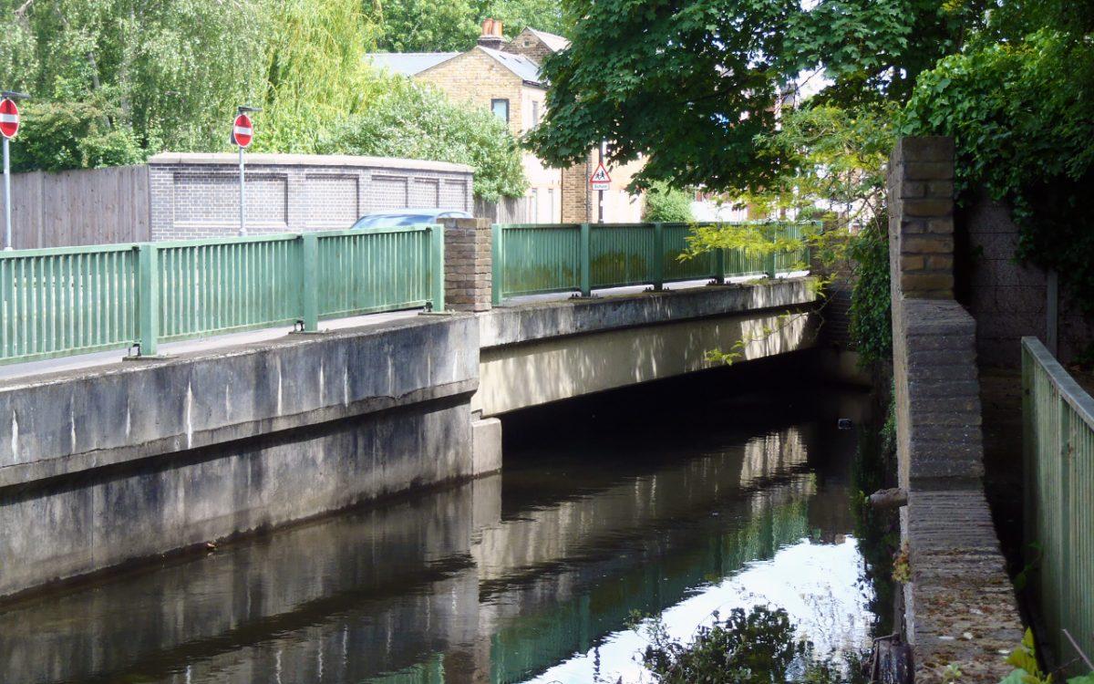 St John's Road bridge