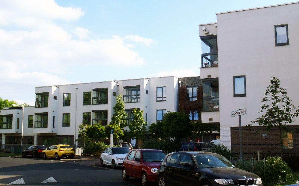 Triscott House extra care facility