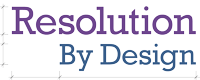 Resolution By Design Mobile Logo